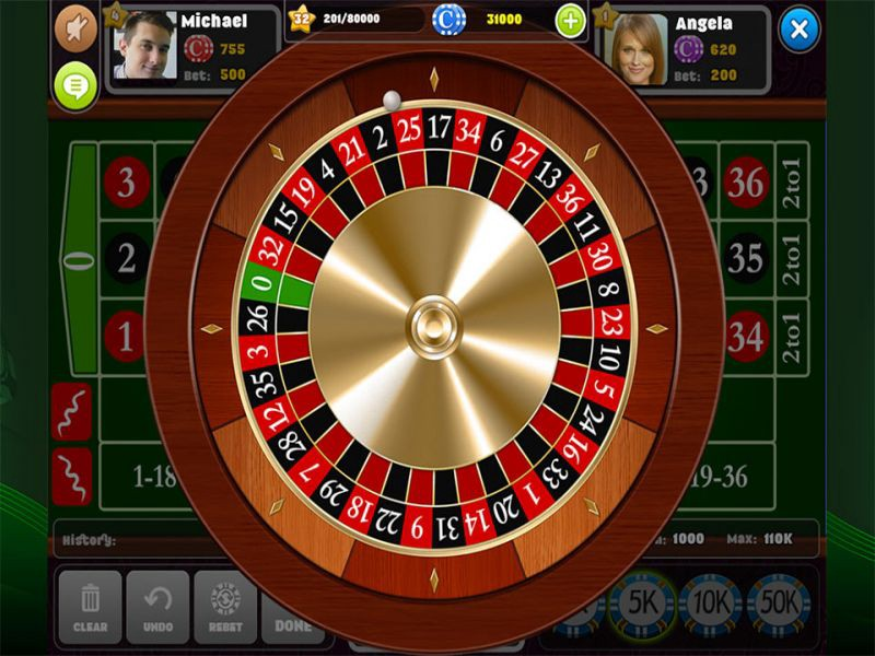 Live Online Roulette along with the Among European and American Wheels